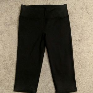 Knockout by Victoria's Secret crop workout pants